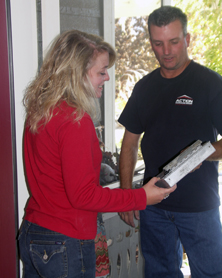 Action Garage Dooru0027s Service Is Fast, Friendly And Thorough.