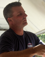 Experienced Service Staff Dave, Action Garage Door Owner.
