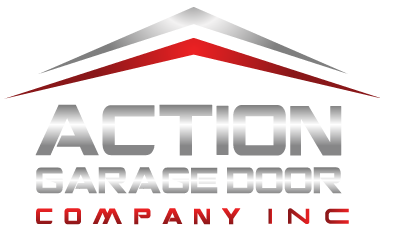 Action Garage Door logo